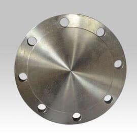6 Moly Blind Flanges