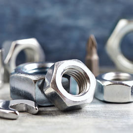 Inconel Nuts