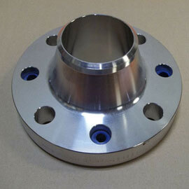 6 Moly Weld Neck Flanges